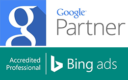 Google Partner & Bing Ads Accredited Professional
